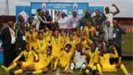 Cosafa Cup champions Amajita U20