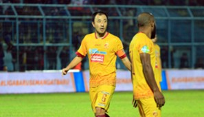 Yu Hyun Koo - Sriwijaya FC
