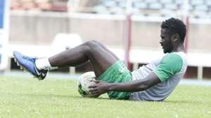 Musa Mohammed of Harambee Stars.