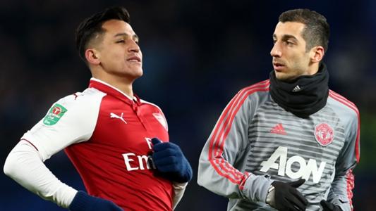 January transfer news & rumours: Alexis & Mkhitaryan in straight swap deal
