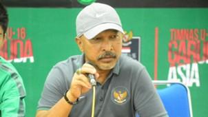 Pelatih Indonesia U-16 - Fakhri Husaini