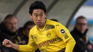 2018-02-09 Kagawa Shinji Dortmund