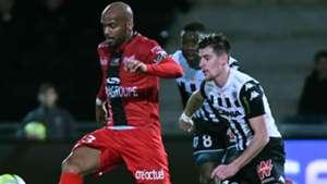 Jimmy Briand Baptiste Santamaria Angers Guingamp Ligue 1 03032018