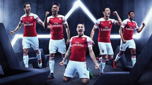 Kit Dls Arsenal 2019 Fantasy: Le Nouveau Maillot Domicile D'Arsenal Pour La Saison 2018