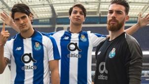 Camisa Porto 2018-19 30 05 2018