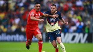 América vs Toluca Liga MX