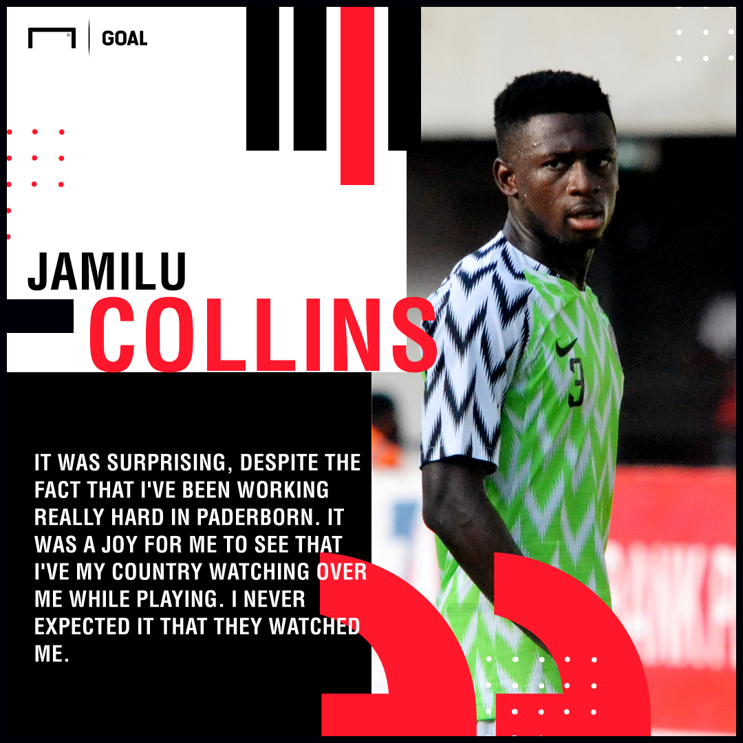 Jamilu Collins