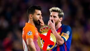Messi Aguero composite