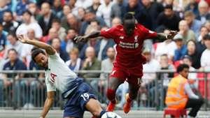 Tottenham Liverpool