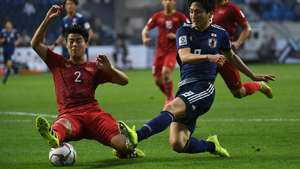 Vietnam vs Japan Asian Cup 2019