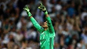 Keylor Navas Real Madrid Bayern Munich UCL 18042017