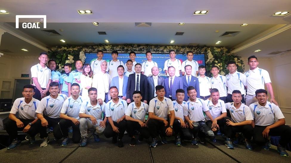 CLB bóng đá Hà Nội Phù Đổng