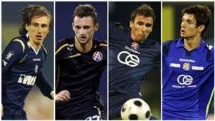 Collage Dinamo Zagabria