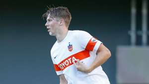 Harrison Delbridge FC Cincinnati
