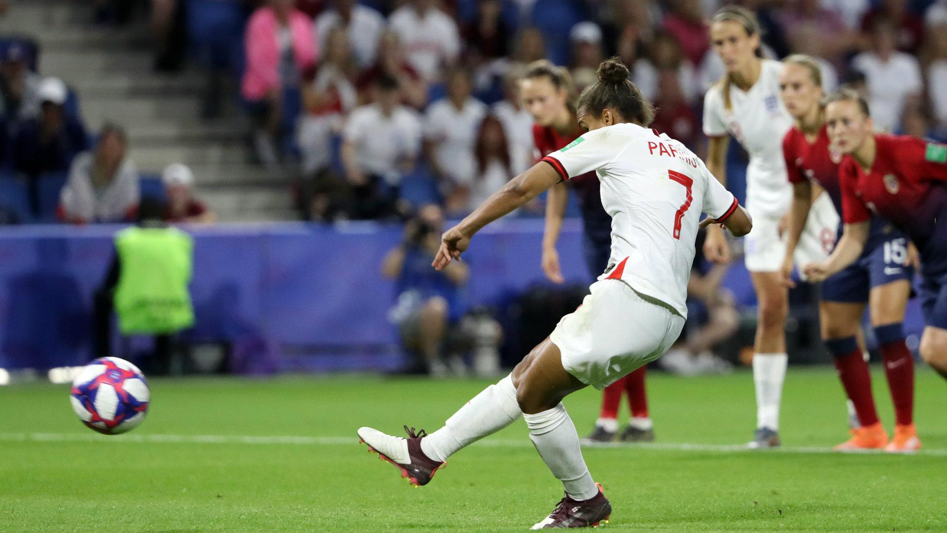 Nikita Parris England vs Norway Women's World Cup 2019