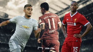 James Rodriguez Andreas Pereira Daniel Sturridge GFX HD