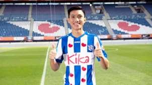 Doan Van Hau Heerenveen SC Eredivisie 2019-2020