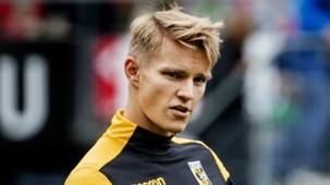 Martin Odegaard Vitesse Arnhem 2018-19
