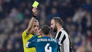 Sergio Ramos Real Madrid 03042018