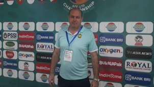 Bojan Hodak - Malaysia U-19