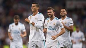 Cristiano Ronaldo Real Madrid Fiorentina 23082017