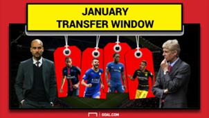 January Transfer Window Deadline Day GFX