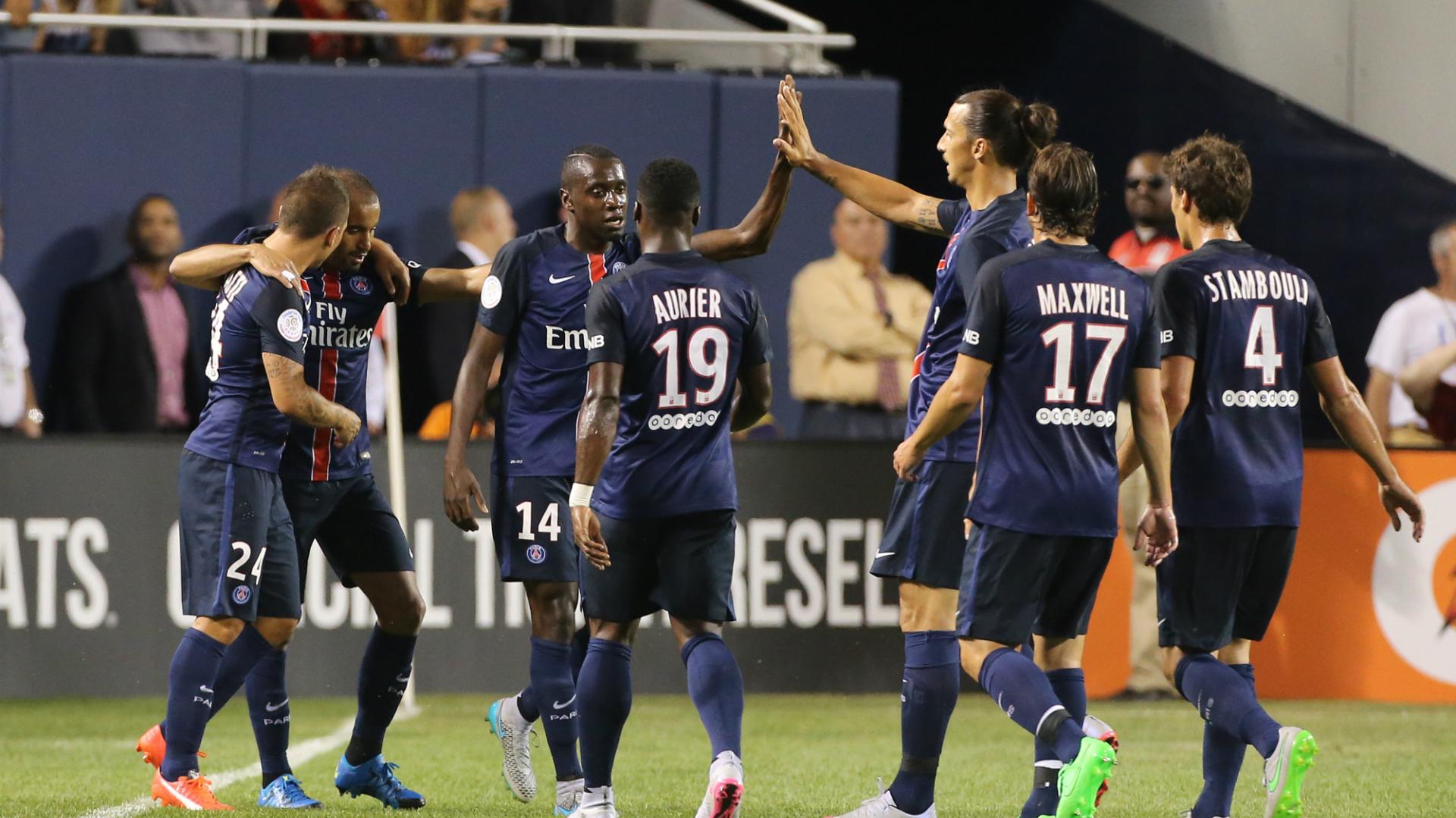 Paris Saint-Germain ICC 2015