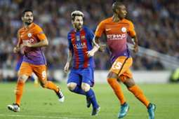 Messi Gundogan