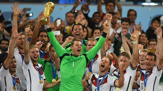 Manuel Neuer Germany World Cup 2014