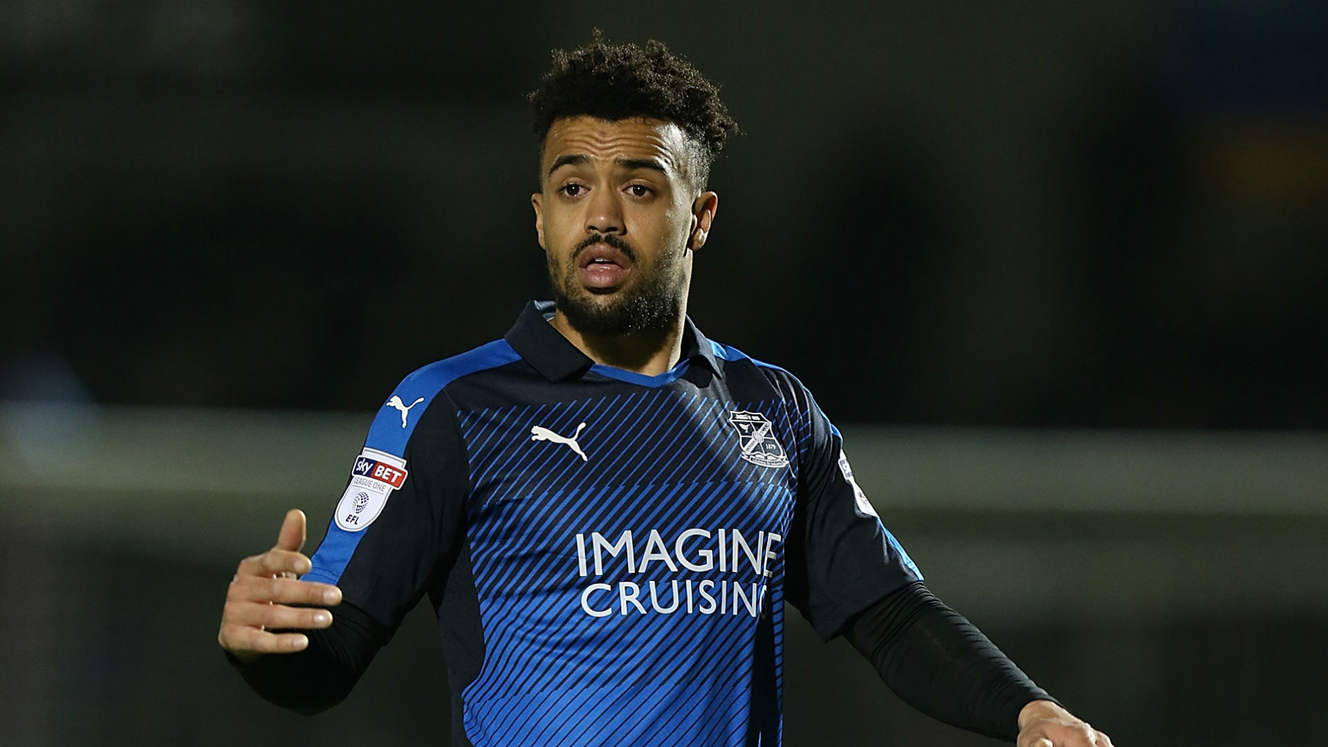 Nicky Ajose Swindon