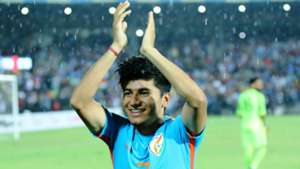 Anirudh Thapa Indian National Team