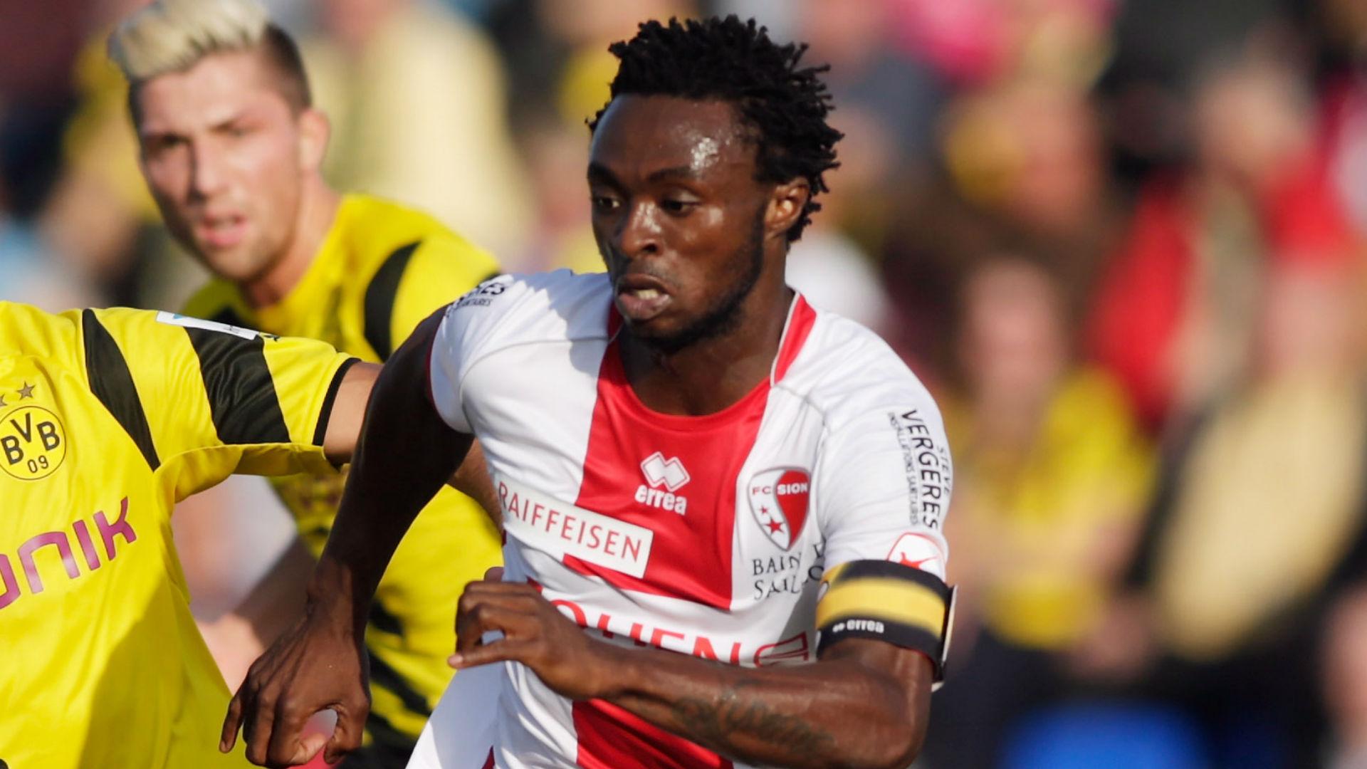 Xavier Kouassi FC Sion 011515