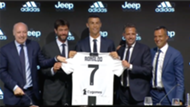 Cristiano Ronaldo Juventus shirt