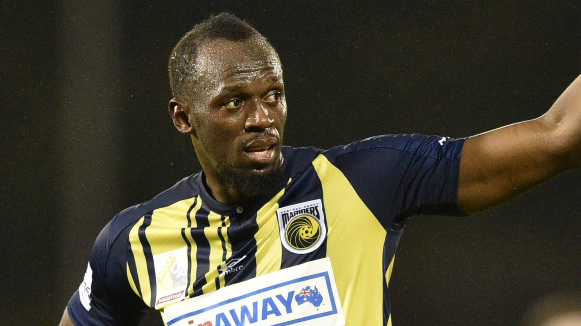 Mariners coach's brutal truth bomb for Usain Bolt