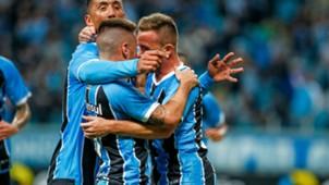 Ramiro, Arthur - Grêmio x Fluminense