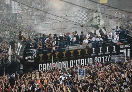 Napoli Sebut Perayaan Juara Juventus Memalukan