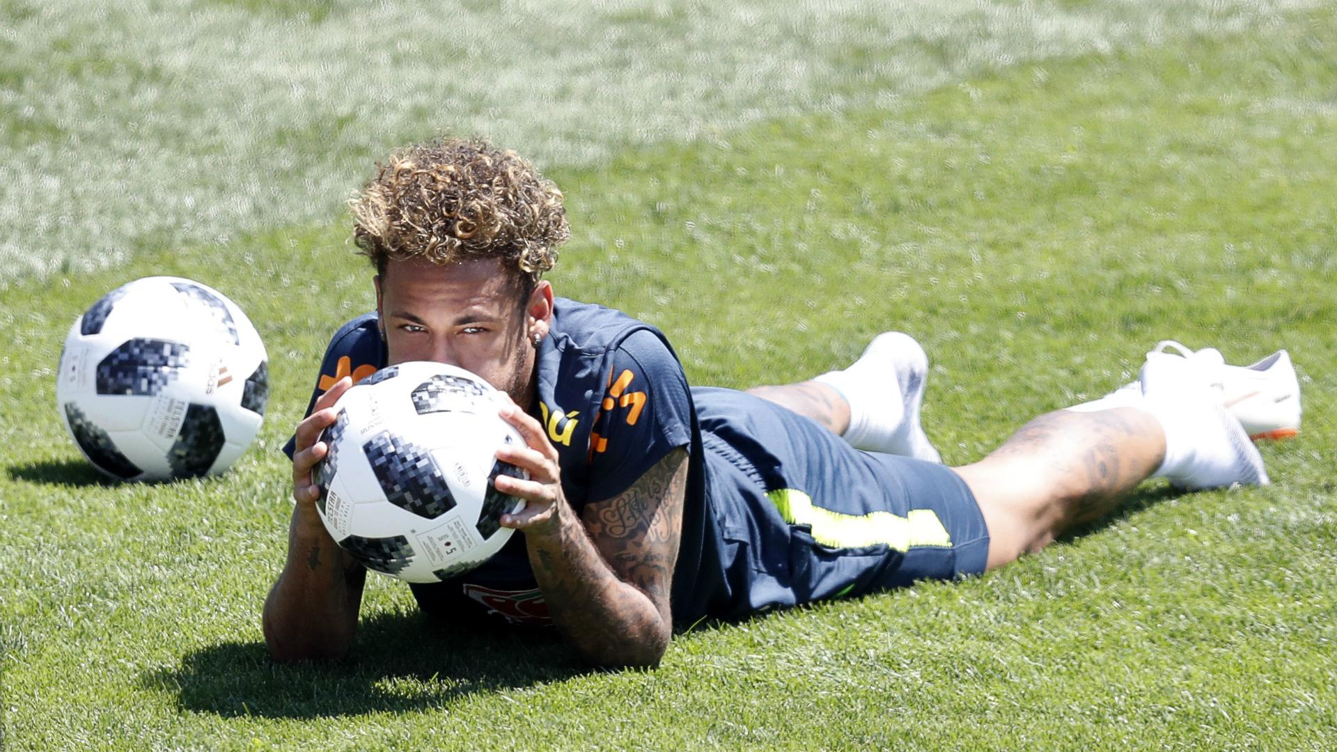 Neymar I Treino Brasil I Sochi