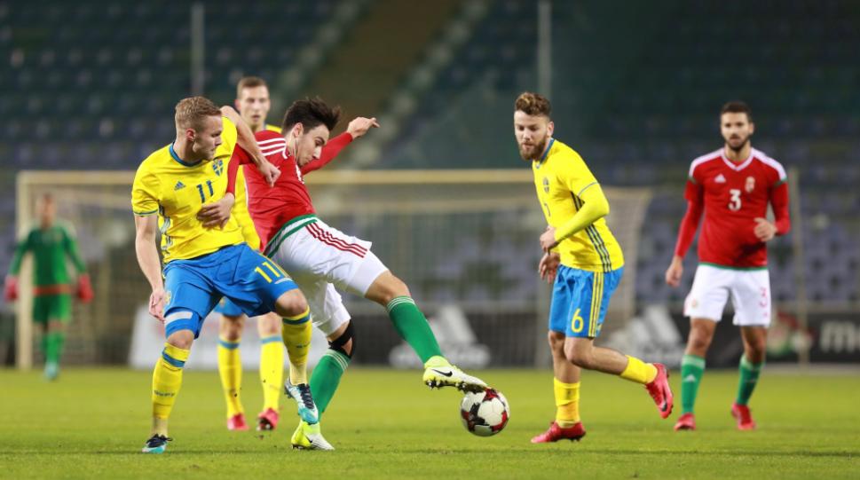 Kleisz Márk Tóth Bence Hungary U21-es válogatott