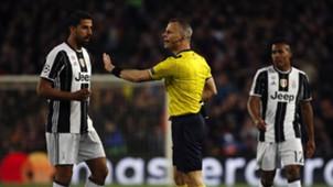 Sami Khedira Barcelona Juventus UCL 19042017
