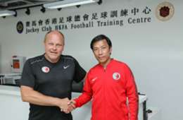 Alex Chu will be the Hong Kong team assistant coach.