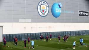 Manchester City training ground
