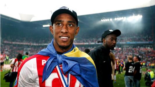 Joshua Brenet, PSV - Ajax, Eredivisie 04152018