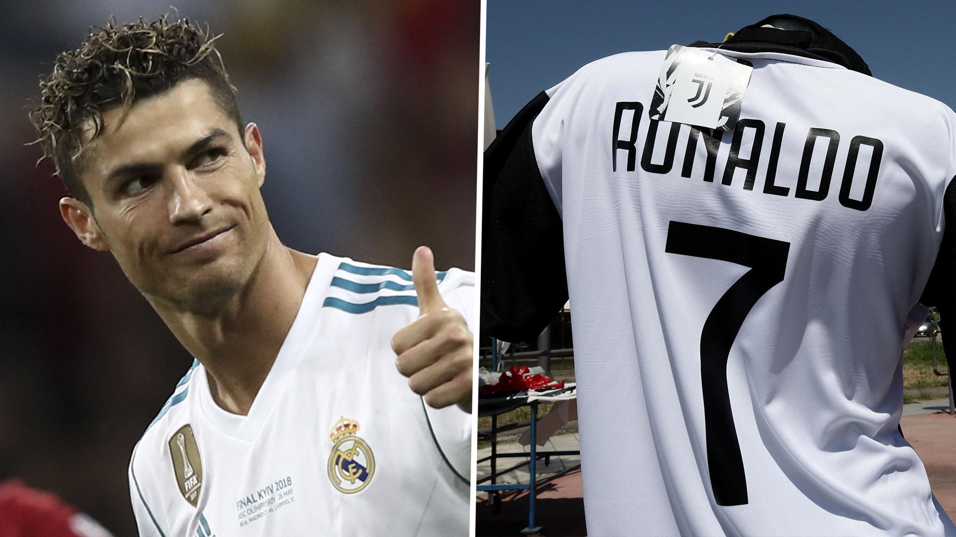 2824e4c2 Live blog: Cristiano Ronaldo leaves Real Madrid for Juventus in €100m  million mega transfer