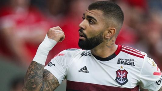 Gabigol Internacional Flamengo Libertadores 28082019
