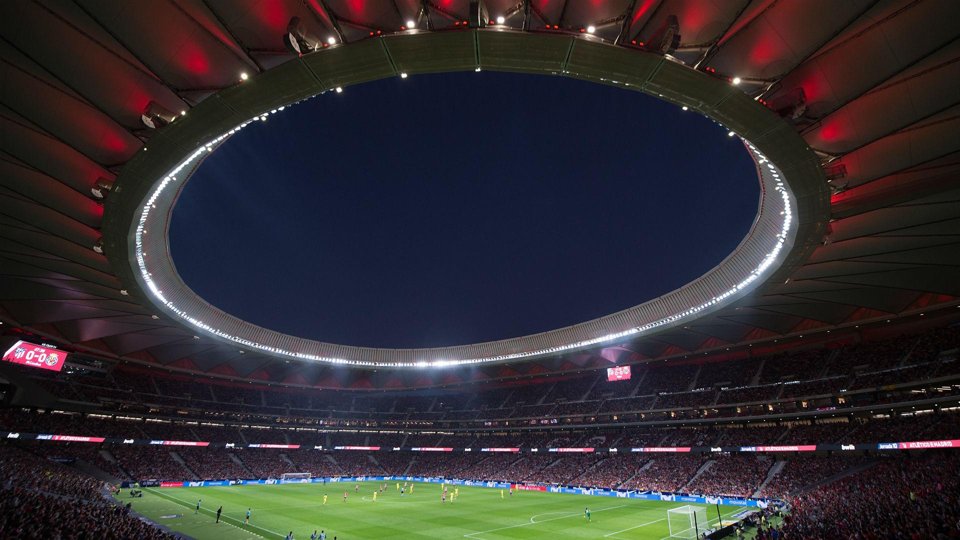Wanda Metropolitano Madrid