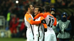 2017-12-07 Shakhtar manchester city