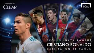 Gaya Rambut Cristiano Ronaldo Cover