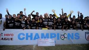 Minerva Punjab I-League 2017-18 champions