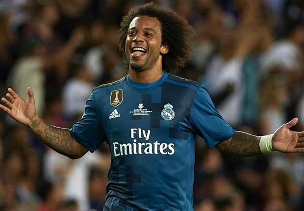 Real Madrid, le Brésilien Marcelo prolonge jusqu'en 2022