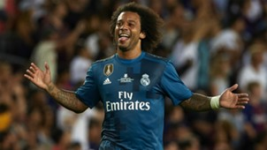 Marcelo Real Madrid Supercopa de Espana